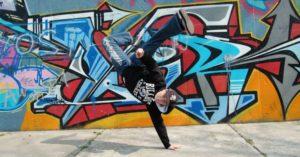 ブレイク ダンスステップ(BREAK DANCESTEP)