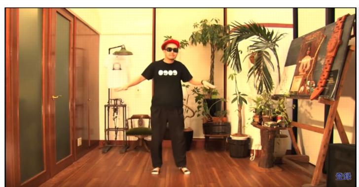 初心者向けアニメーションダンス講座【黄帝心仙人】