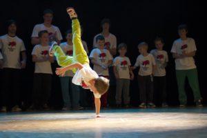 ダンス必修化により、キッズダンス人口が増加した?