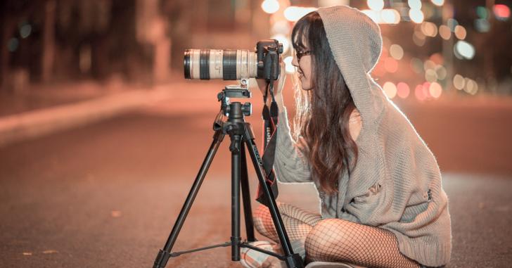 自分の練習風景を動画に撮る